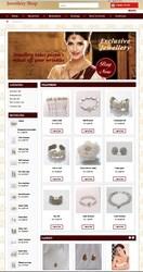 Special Offer Jewellery Shop Website