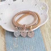 Gold Filled Charm Bracelets For Women